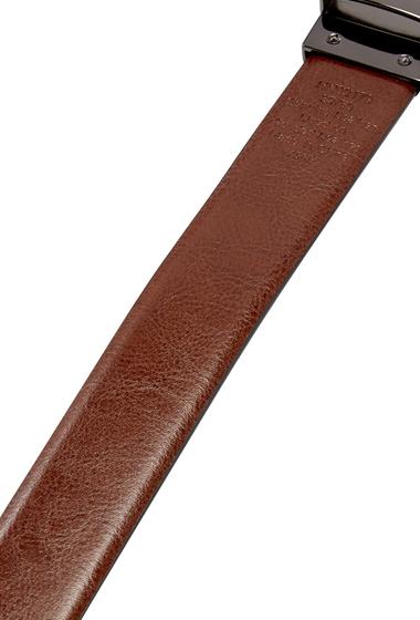 Accesorii Barbati Original Penguin The Devil Leather Belt BLK