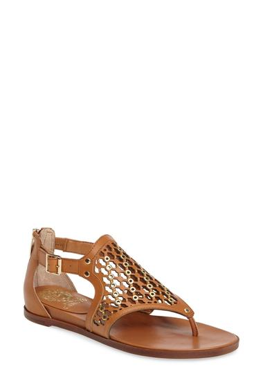 Incaltaminte Femei Vince Camuto Sitara Cutout Sandal PEANUT 05