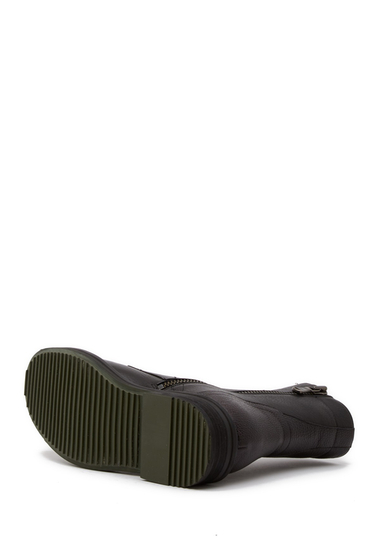 Incaltaminte Barbati John Varvatos Collection Cooper Officer Boot BLACK