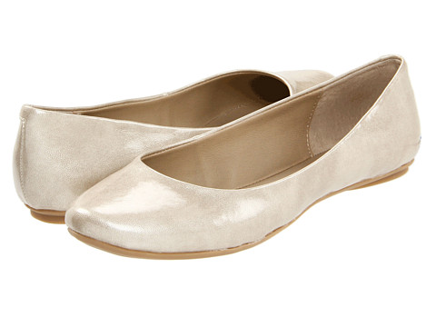 Incaltaminte Femei Kenneth Cole Reaction Slip On By Light Gold Patent