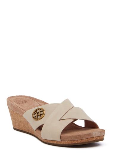 Incaltaminte Femei UGG Lyra Crisscross Wedge Sandal AWHT