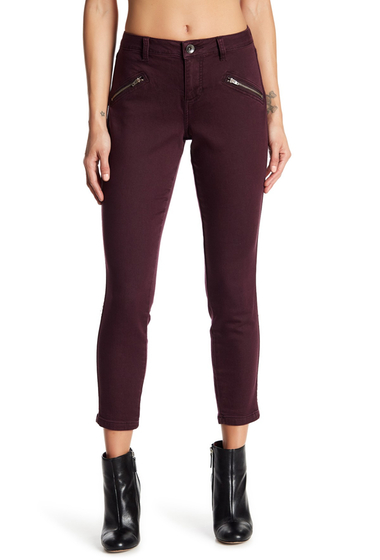 Imbracaminte Femei Jag Jeans Ryan Skinny Jeans PURPLE