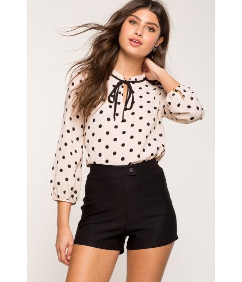 Imbracaminte Femei CheapChic Juliet Bengaline Shorts Black