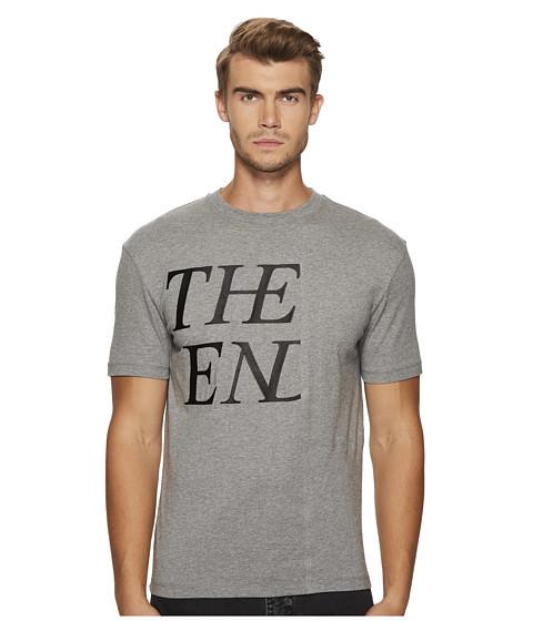 Imbracaminte Barbati McQ Cut Up T-Shirt Grey