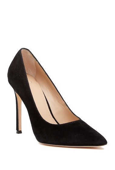 Incaltaminte Femei Pour La Victoire Celeste Pointed Toe Pump BLACK