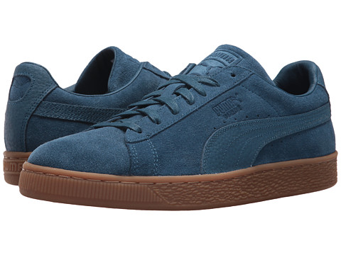 Incaltaminte Barbati PUMA Suede Classic Natural Warmth Sailor BlueSailor Blue