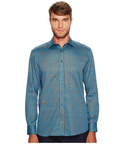 Imbracaminte Barbati Timberland Koala Stripe Button Down Shirt Blue