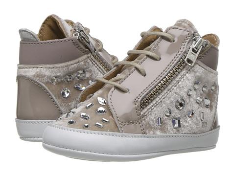 Incaltaminte Fete Marc Jacobs Veronica Sneaker (Infant) Pearl