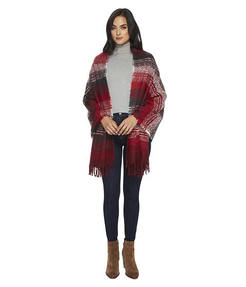 Accesorii Femei Michael Stars Softest Stripe Wrap Ruby