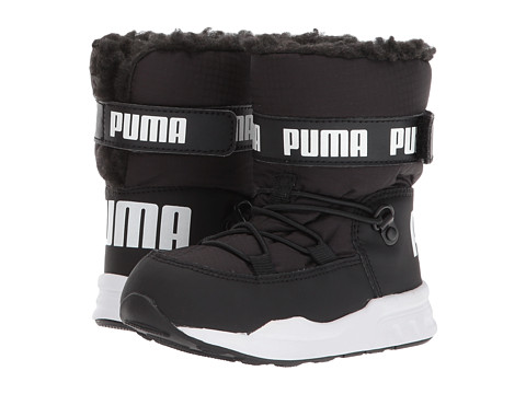 Incaltaminte Fete PUMA Trinomic Boot (Toddler) Puma BlackPuma Black