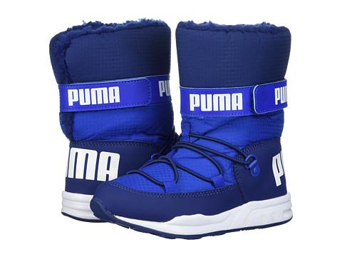 Incaltaminte Baieti PUMA Trinomic Boot (Little KidBig Kid) Lapis BlueBlue Depths
