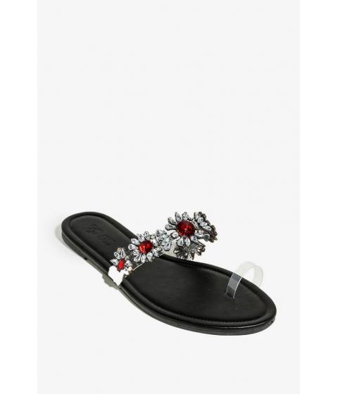 Incaltaminte Femei CheapChic Glitzy Sandal Black