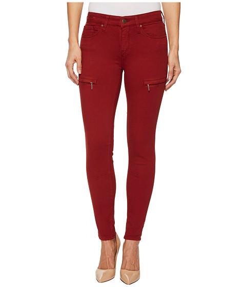 Imbracaminte Femei Mavi Jeans Karlina Mid-Rise Ankle Skinny in Brick Twill Brick Twill