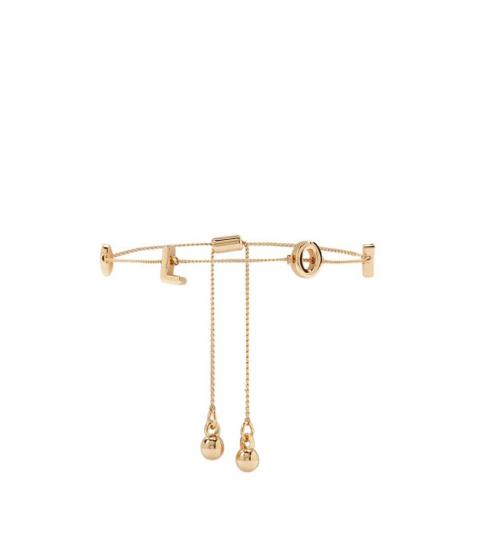 Bijuterii Femei Forever21 Love Charm Bracelet SILVER