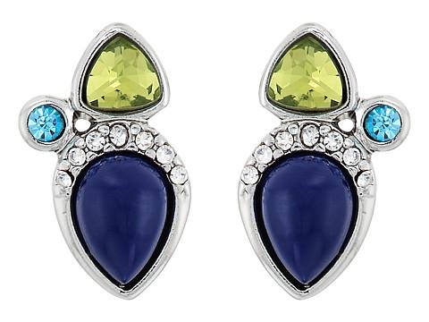 Bijuterii Femei Marc Jacobs Holiday Confetti Stud Earrings Silver ToneBlue