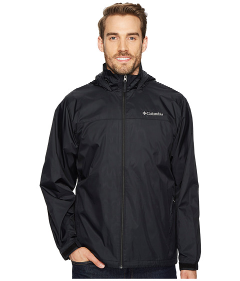 Imbracaminte Barbati Columbia Glennaker Lake Lined Rain Jacket Black