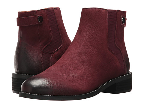 Incaltaminte Femei Franco Sarto Brandy Dark Burgundy Morocco Leather