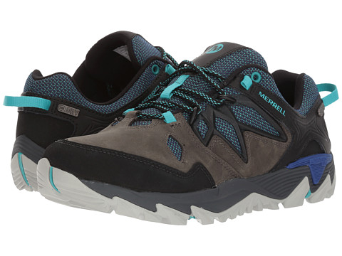Incaltaminte Femei Merrell All Out Blaze 2 Waterproof PewterMazarine Blue
