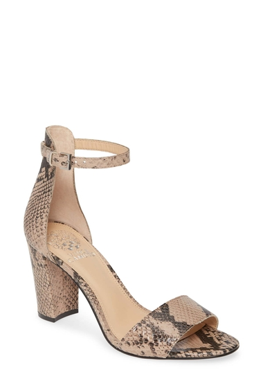 Incaltaminte Femei Vince Camuto Corlina Ankle Strap Sandal Women TAUPE 48