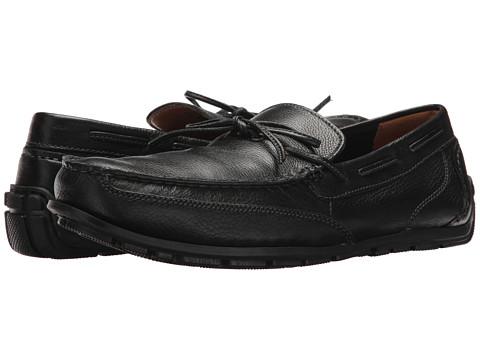 Incaltaminte Barbati Clarks Benero Edge Black Leather
