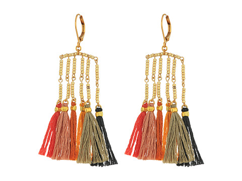 Bijuterii Femei Marc Jacobs Lily Tassel Earrings Multi