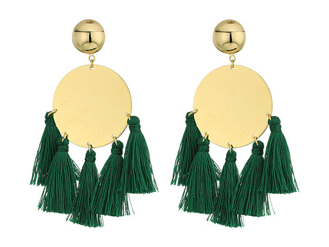 Bijuterii Femei Marc Jacobs Jamie Tassel Earrings Green