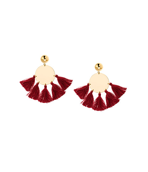 Bijuterii Femei Marc Jacobs Jamie Tassel Earrings Red