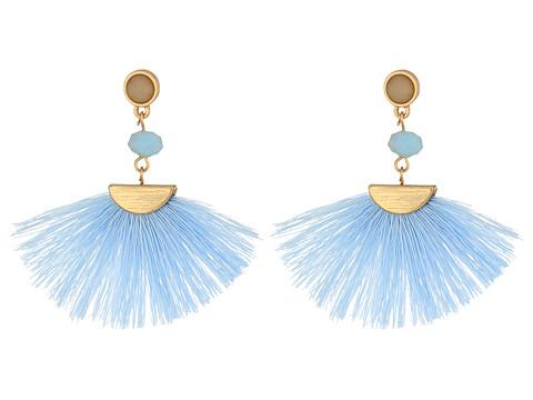 Bijuterii Femei Marc Jacobs Mia Tassel Earrings Periwinkle