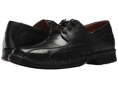 Incaltaminte Barbati Clarks Northam Edge Black Leather