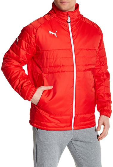 Imbracaminte Barbati PUMA Stadium Jacket PUMA RED-WHITE