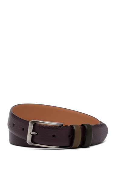 Accesorii Barbati Ted Baker London Shrubs Leather Belt DP PURPLE