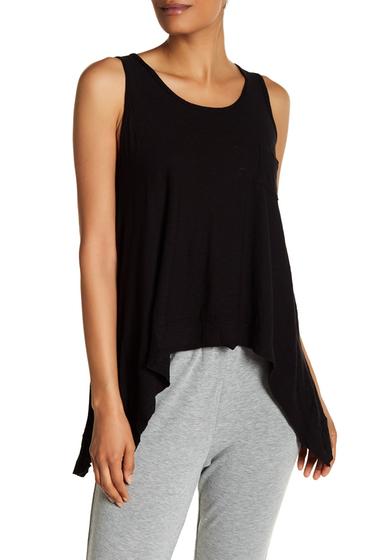 Imbracaminte Femei Michelle by Comune Sharkbite Knit Tank BLACK