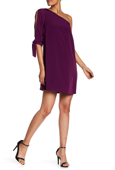 Imbracaminte Femei CeCe by Cynthia Steffe Sophia Tie Sleeve Dress TWILIGHT F