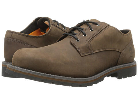 Incaltaminte Barbati Timberland Earthkeepersreg Hartwick Plain Toe Oxford Waterproof Dark Brown Oiled