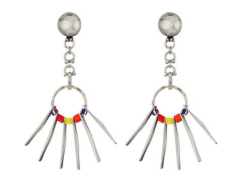 Bijuterii Femei Marc Jacobs TASHA Earrings Ox SilverMulti