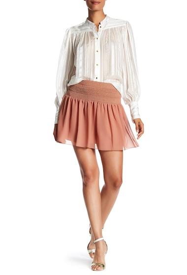 Imbracaminte Femei See by Chloe Mini Skirt DUSTY PINK