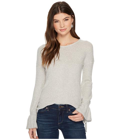 Imbracaminte Femei Lucky Brand Rib Sweatshirt Heather Grey