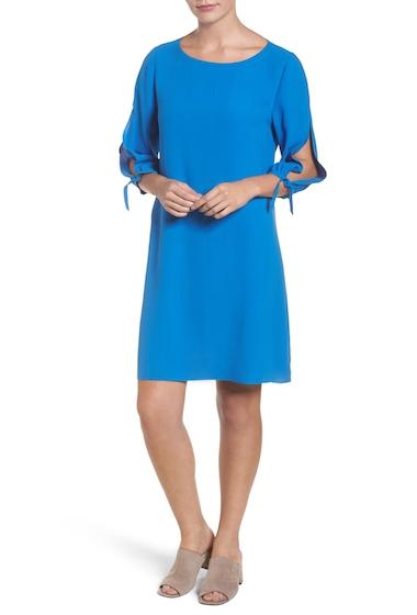 Imbracaminte Femei Eileen Fisher Silk Shift Dress Regular Petite CTLNA