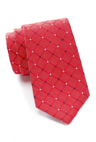 Accesorii Barbati Nautica Manzanita Check Tie RED