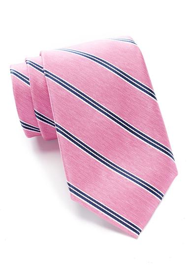 Accesorii Barbati Nautica Colden Stripe Tie PINK