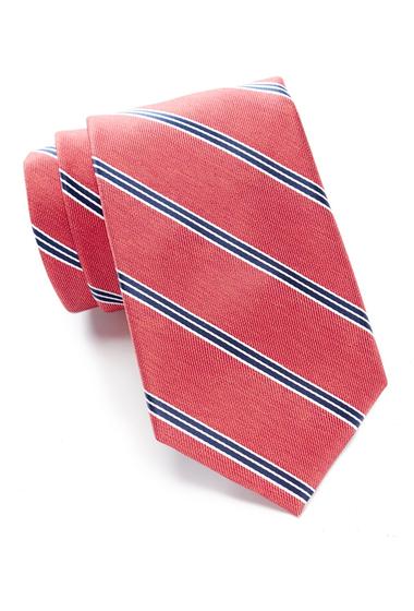 Accesorii Barbati Nautica Colden Stripe Tie RED