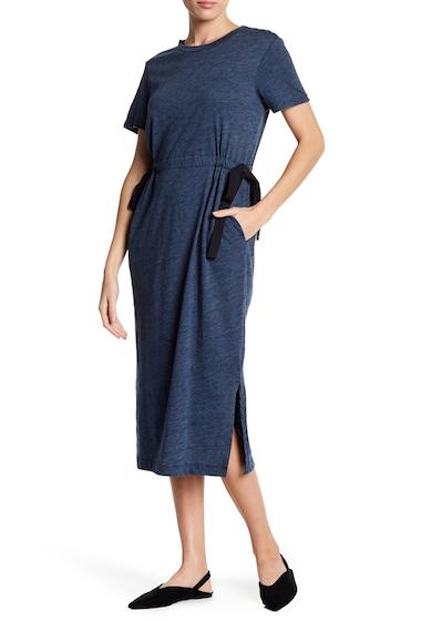 Imbracaminte Femei Lush Side Tie Knit Dress NAVY
