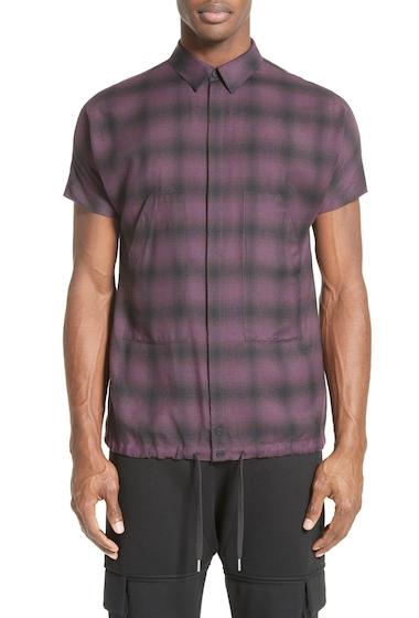 Imbracaminte Barbati Helmut Lang Uni Sleeve Shirt PORT BLK