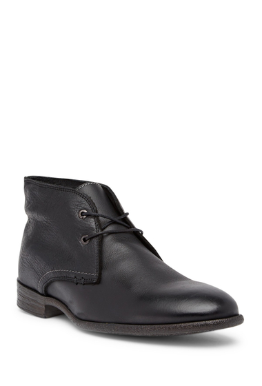 Incaltaminte Barbati Robert Wayne Wisconsin Chukka Boot BLACK