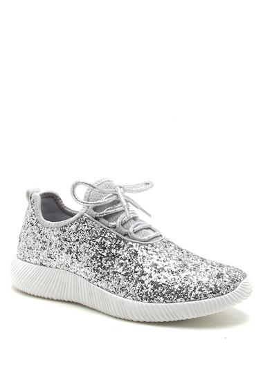 Incaltaminte Femei Qupid Spyrock Sneaker SILVER