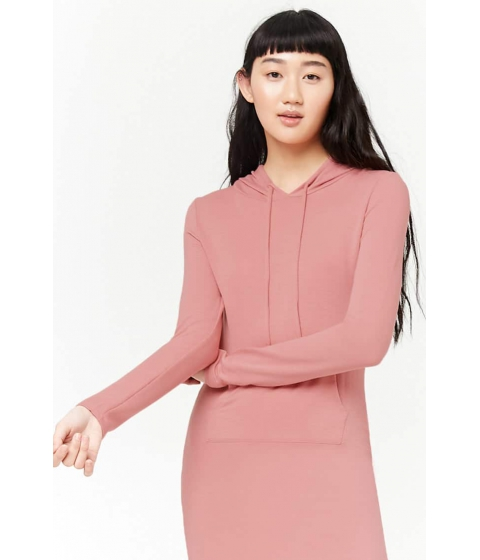 Imbracaminte Femei Forever21 French Terry Knit Dress ROSE