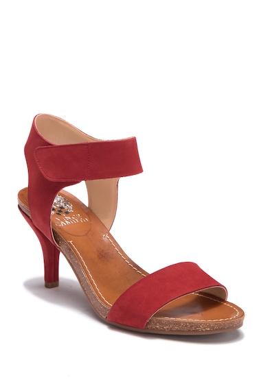 Incaltaminte Femei Vince Camuto Olinsa Cork Trimmed Sandal RED 09