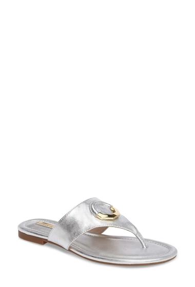 Incaltaminte Femei Louise et Cie Footwear Adana Flip Flop STERLING02