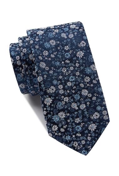 Accesorii Barbati 14th Union Depper Floral Tie NAVY