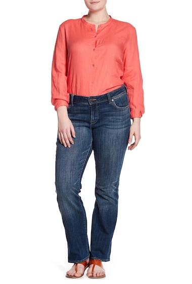 Imbracaminte Femei Lucky Brand Georgia Boot Cut Jeans Plus Size AMBER